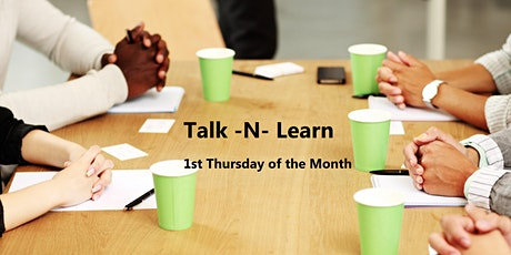 1st Thursday of the Month Virtual - On Line Meet-Up (Professionals) tickets