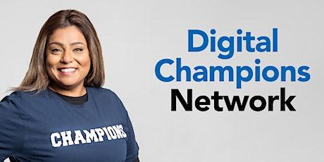Digital Champions Network - Orientation tickets