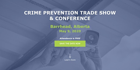 BARCC Crime Prevention Trade Show & Conference tickets