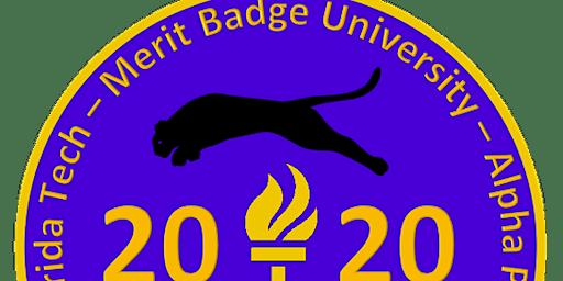 Merit Badge University 2020