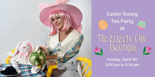 Easter Bunny Tea Party