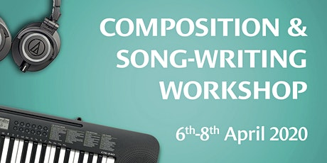 Composition and Song-writing Workshop - Junior tickets