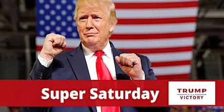 Butler County for Trump Super Saturday tickets