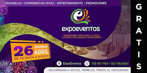 Expo Eventos Cuautla 2020