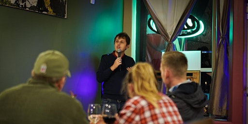 Twisted Comedy Open Mic Night