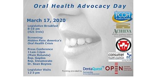 Oral Health Advocacy Day
