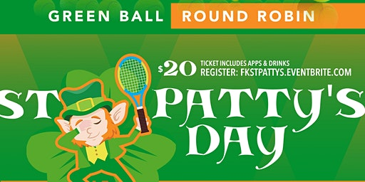 2020 Ft. King St. Patty's Day Green Ball Round Robin