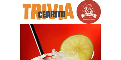 General Knowledge Trivia & 1/2 Price Margaritas at Swanky's Downtown tickets