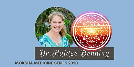 Hormone Health for Women: 20-60yrs with Dr Haidee Benning tickets