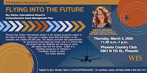 Sky Harbor International Airport's Comprehensive Asset Management Plan