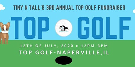TNT's 3rd Topgolf Fundraiser! tickets