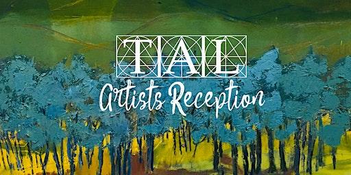 TAL Artists Reception