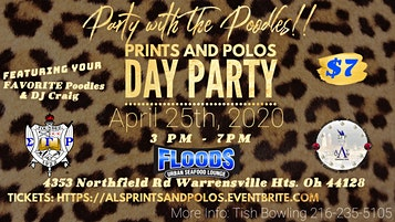 ALS Prints and Polos Day Party