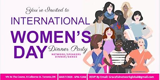 International Women's Day Dinner Party