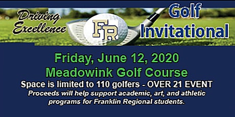 2020 Driving Excellence: Golf Invitational tickets