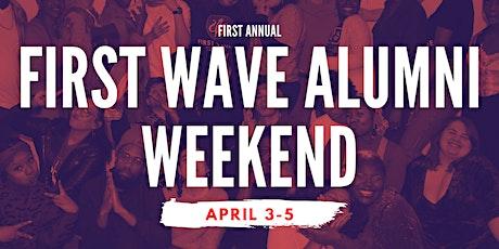 Line Breaks Alumni Weekend! tickets