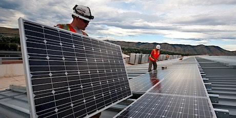 Here Comes The Sun: The Future of Solar tickets