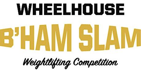Bham Slam 2020 tickets