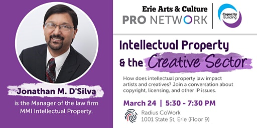 Intellectual Property & the Creative Sector