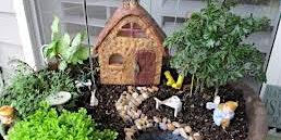 Mommy & Me Fairy/Gnome Garden Workshop