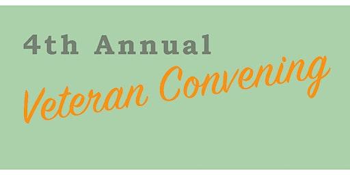 4th Annual Veteran Convening