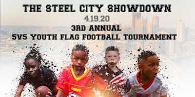 Steel City Showdown NFL Flag Football Tournament