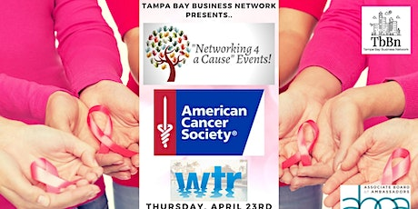 "Postponed - TbBn ""Networking 4 a Cause"" Fundraising Event! tickets"