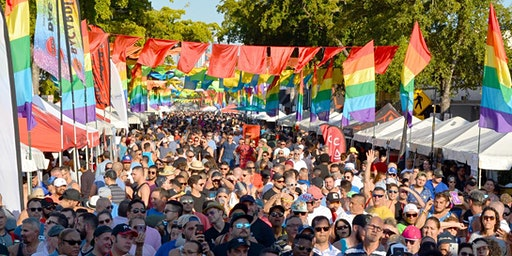 SUPPORT Gay8 Festival