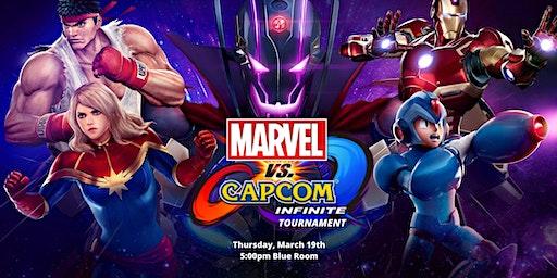 Marvel Vs. Capcom Infinite Tournament