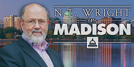 N.T. Wright in Madison