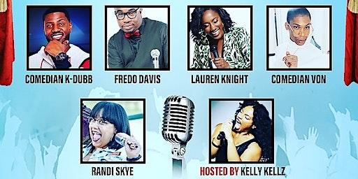 Ladies Free Comedy Show