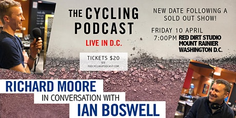 *NEW DATE ADDED* The Cycling Podcast live in Washington D.C. tickets