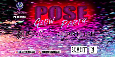 Pose Glow - First Edition tickets