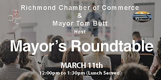Mayor's Round-table Luncheon