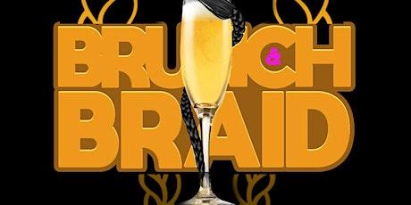 Brunch & Braid INDY tickets