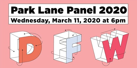 Park Lane Panel: Celebrating Ladies Shaping the DFW Business Scene tickets