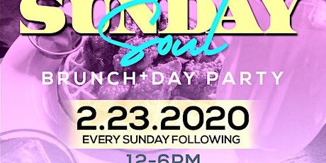 Sunday Soul Brunch + Party tickets
