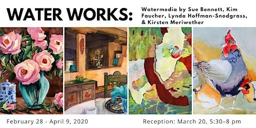 Water Works: Works in Watermedia