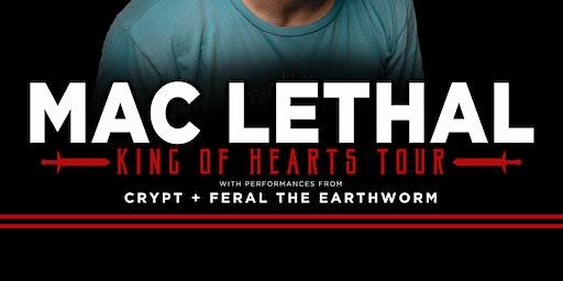 Mac Lethal at The Rail Club Live