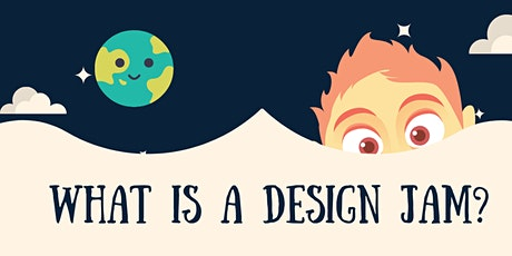 What is a Design Jam? bilhetes