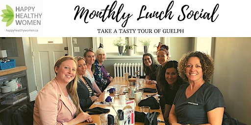 Monthly Lunch Social-Guelph