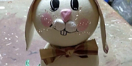 Decorative Bunny Gourd Class tickets