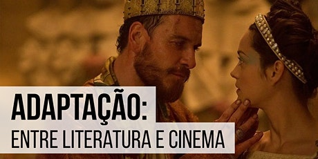 """Exibição do filme """"Macbeth"""" e debate sobre o roteiro  adaptado ingressos"""