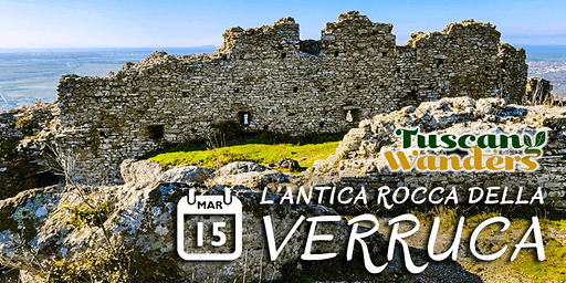 L'antica Rocca della Verruca