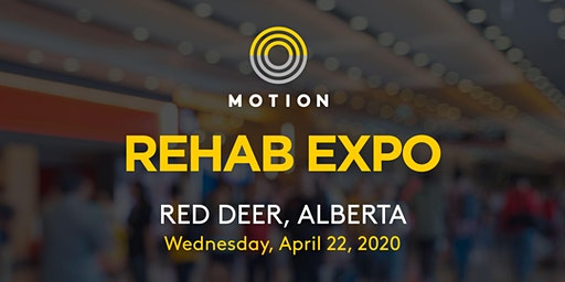 Motion Rehab Expo - Red Deer