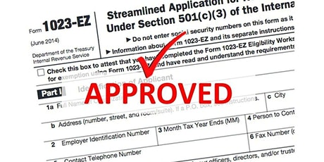 Create 501(c)(3) Org, Claim H-1B Cap Exempt Eligibility, Fund Your Startup tickets