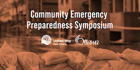 Community Emergency Preparedness Symposium tickets