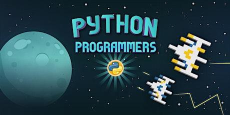 Python Programmers tickets