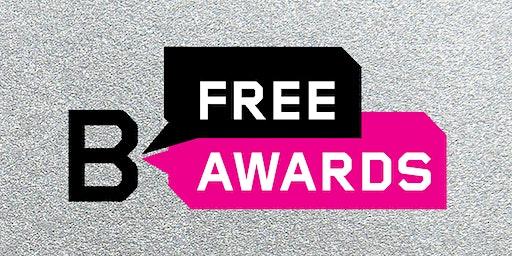 BRIC's 7th Annual B Free Awards