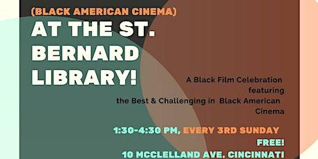 Screening: Black Is Black Ain't tickets